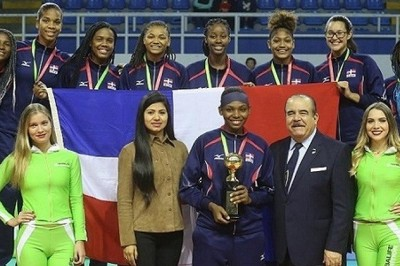 Dominicana campeona del Final Four Sub-18