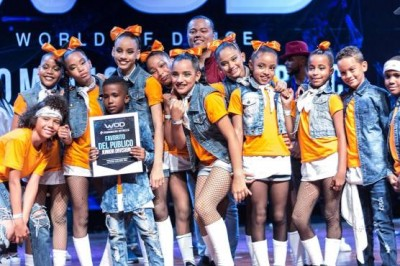 Dominican Dream gana tercer lugar en World of Dance RD