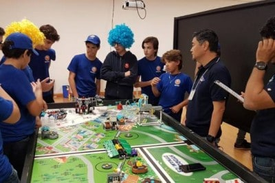 Campeonato Internacional de Ciencias y Robótica Educativa FIRST Lego League (FLL)